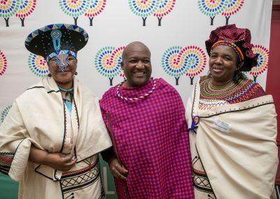 Nomboniso, Nobuzwe, Nyembezi