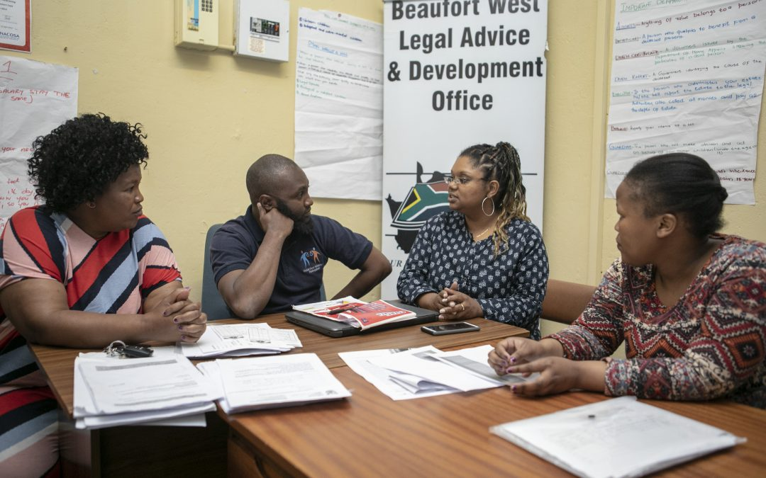 Beaufort West Legal Advice & Development Office