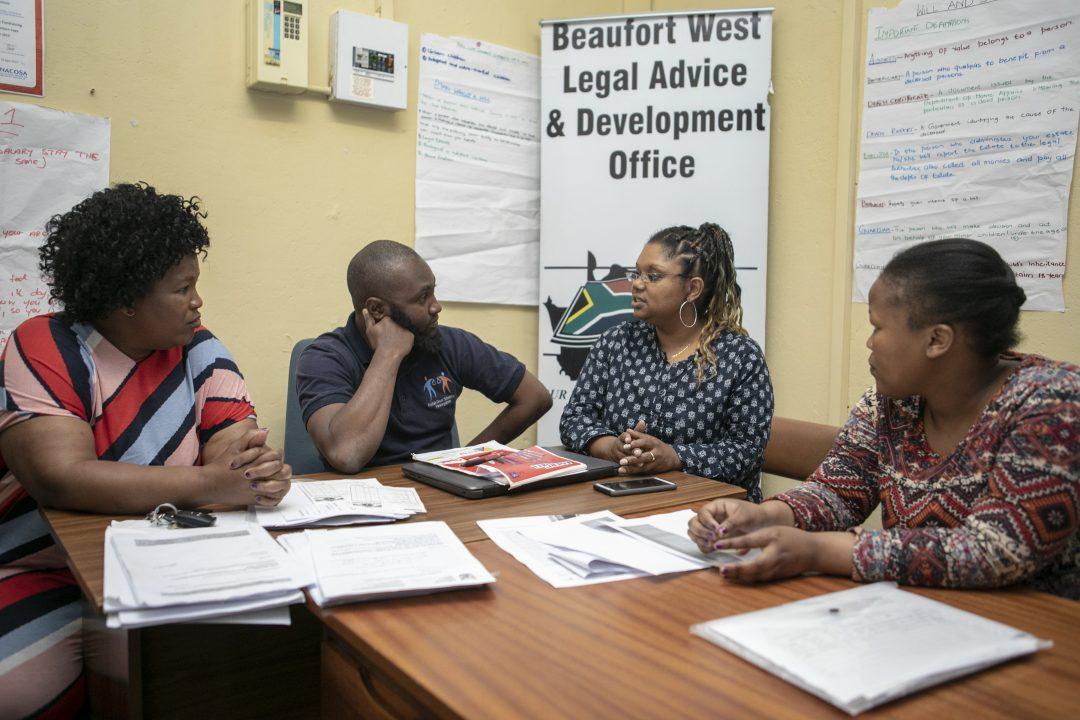 Beaufort West Legal Advice & Development Office