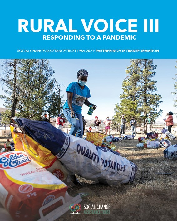 Rural Voice III cover page