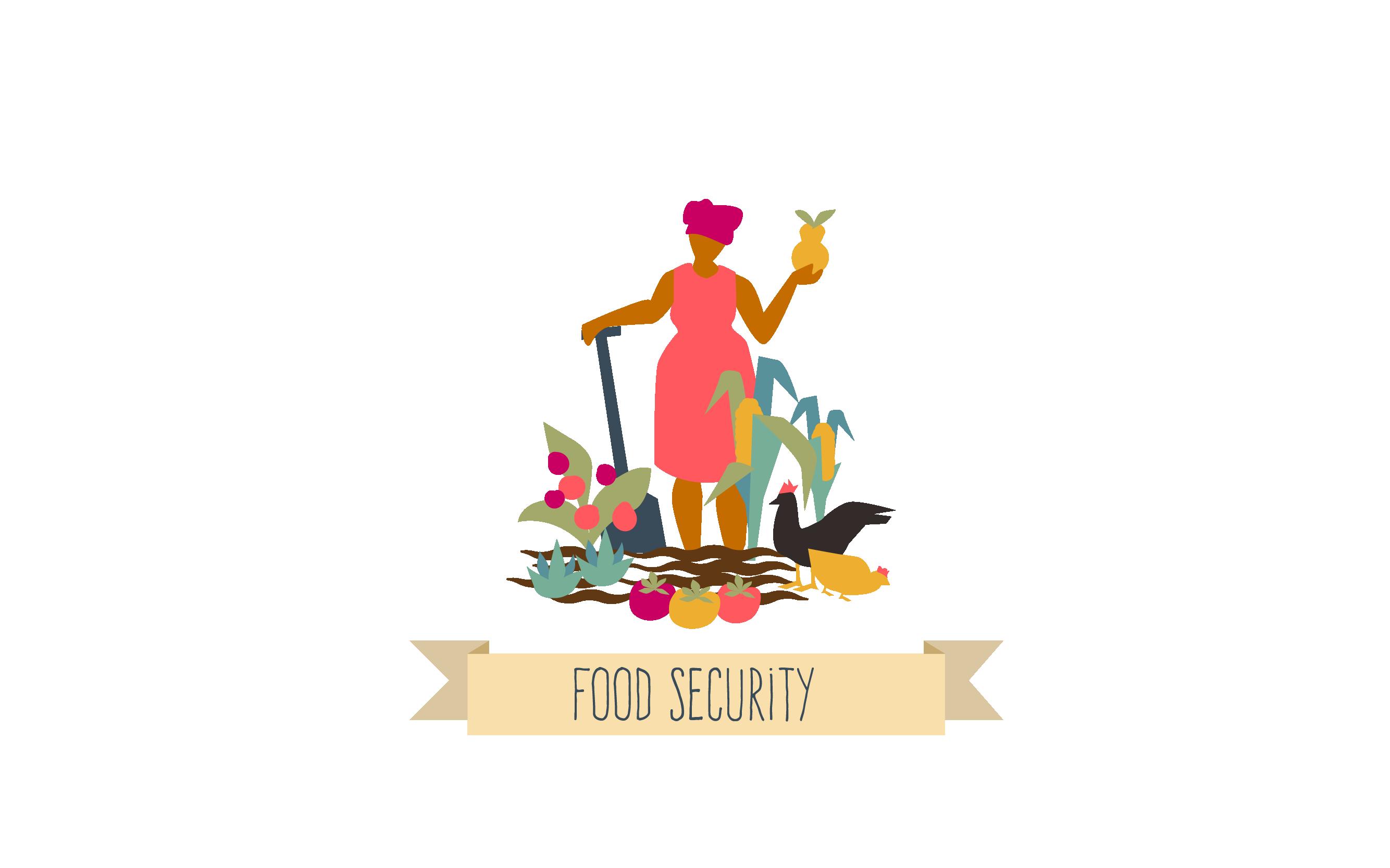 food security illustration